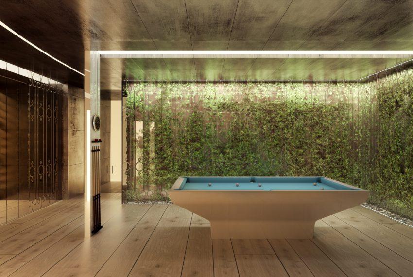 29 Billiards Room