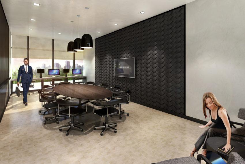 Brickell Heights Smart BUSINESS CENTER