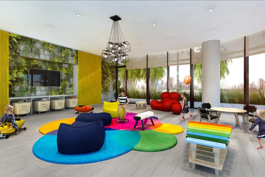 Brickell Heights_Children's Lounge