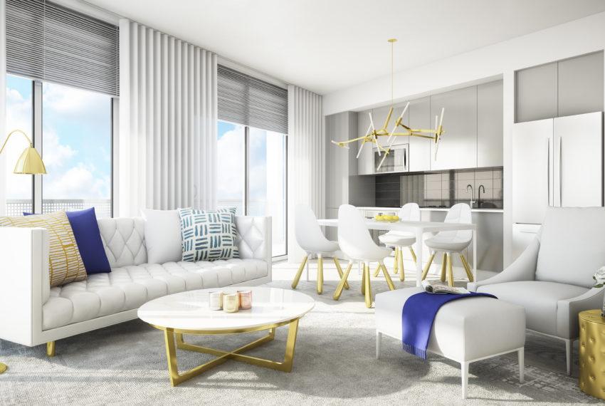 living room minimal