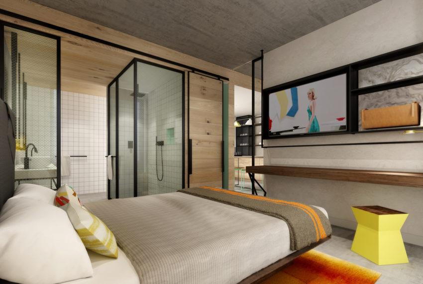 Hyde Midtown Hotel Guestroom