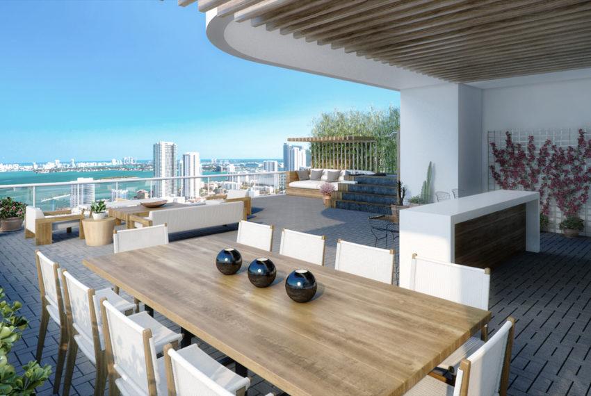 PH Roof Terrace